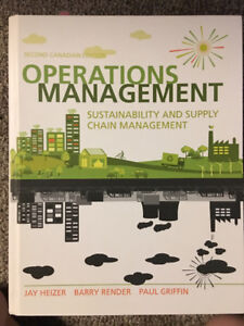 Operations Management Textbook