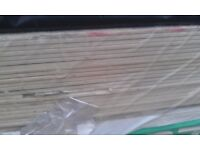 plasterboard sheets 12.5mm , 15mm 2.7m
