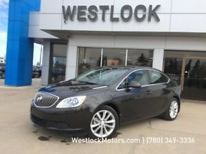 2016 Buick Verano Heated Cloth Seats
