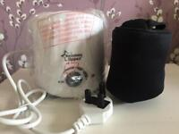 Tommee Tippee Bottle/ food warmer and insulated bottle holder