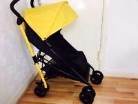 Yellow range buggy