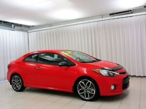 2016 Kia Forte NEW INVENTORY! KOUP T-GDI 2DR