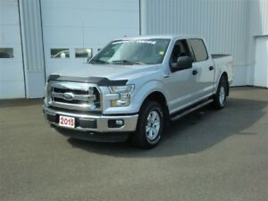 2015 Ford F-150 XLT-LOW KMS
