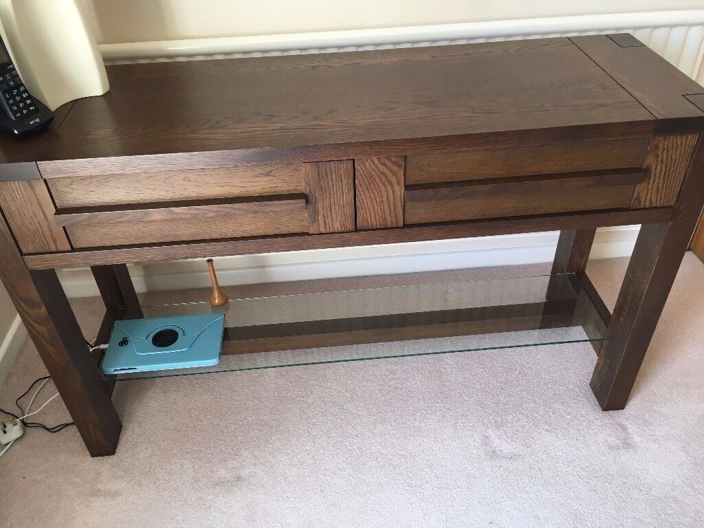 Ms sonoma console table in charlton kings gloucestershire ms sonoma console table geotapseo Choice Image