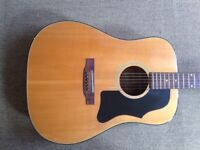 Vintage Gibson J40 Acoustic Guitar