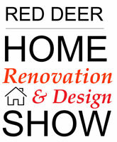 2017 fall Red Deer Home Renovation & Design Show