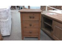 Lovely bedside cabinets 2 for sale £15 each.