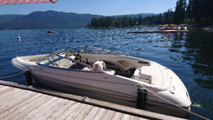 Great family bowrider for sale