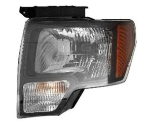 2013 Ford F-150 Halogen headlights