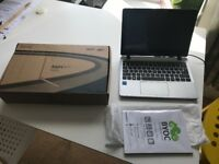 Acer Aspire V11 Touch screen laptop - Very little use as new with box etc £125 ono