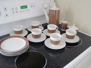 Vintage tea/coffee set - Made in Germany