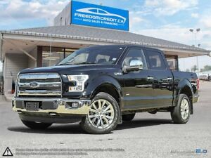 2016 Ford F-150 Lariat 360 Degree Camera Navi, Heated/Cooled...