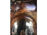 Japanese style mirror