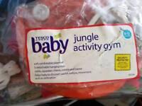 BRAND NEW BABY JUNGLE ACTIVITY GYM