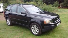Volvo XC90 2.4 TD D5 SE Geartronic 5dr Full Service History