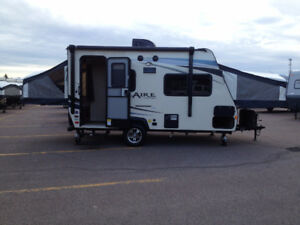2015 Palimino 147X-  Sell or Trade for Trailer with Bunk Beds