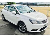 SEAT IBIZA 1.2 TSI I-TECH 3d 104 BHP (white) 2014