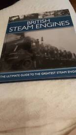 Steam train book