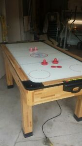 3' x 6' COOPER AIR HOCKEY TABLE
