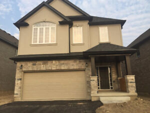 Brand New Never Lived in 2500 sq ft Detached House in Waterloo