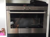 Integrated seimens microwave oven, perfectly working order. £120 ONO