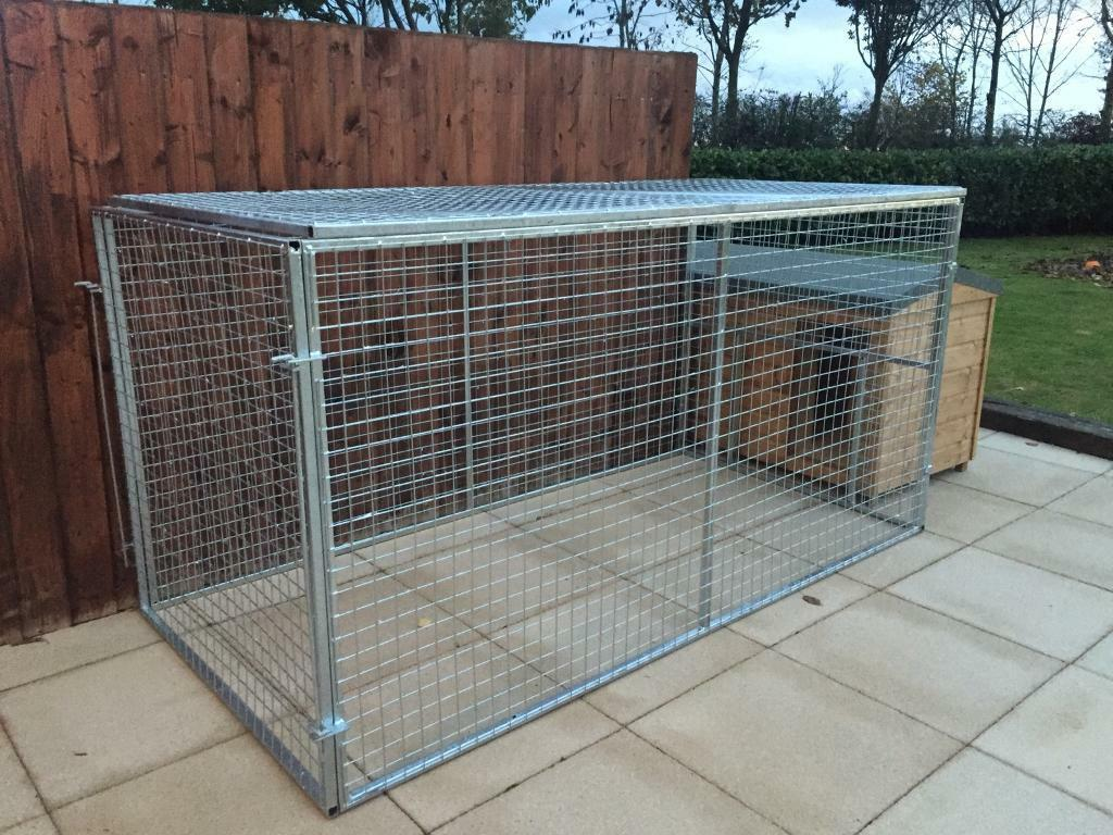 Dog Kennel Run For Sale Gumtree