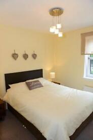 Two Bed Furnished Apartment on King Street with Private Parking
