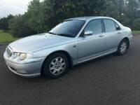 2001 Y Rover 75 Club 2.0l diesel automatic