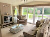 Luxury Static Caravan for sale, Dawlish, Devon, Dog friendly, 50 weeks season