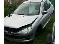 Peugeot 206 hdi breaking