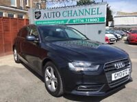 Audi A4 Avant 2.0 TDI SE Technik Multitronic 5dr£11,445 p/x welcome SAT NAV .NEW MOT