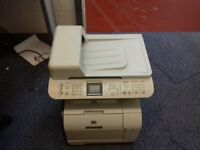 HP CM2320 FXi 4-colour laser printer/copier/scanner/fax