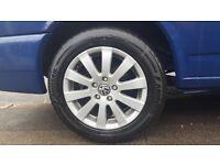 "16"" VW passat B6 alloy refurbished"