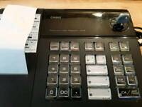 Casio electronic cash register