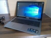 LOOK Asus Core i5 Laptop computer Hardly any use & perfect working order.