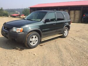 03 Ford Escape XLT