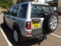 Diesel freelander 1 with mot till June 17