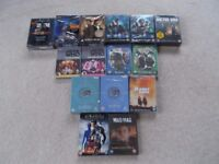 Brand new/sealed DVDs (including Dr Who and Blakes 7) various prices