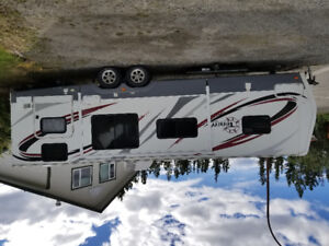 Fleetwood Terry Travel Trailer