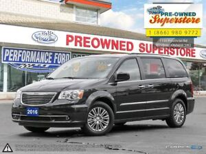 2016 Chrysler Town & Country Touring-L>>leather, sunroof, NAV<<<
