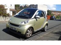 Smart Car 2009 FourTwo 'Passion' for Sale! Semi-automatic, only 48,000 miles