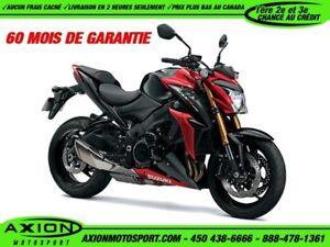 2018 Suzuki GSX-S1000 !!! 500$ DE RABAIS !!! 44$/SEMAINE