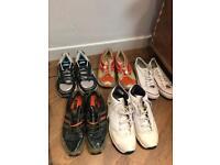 Men's Converse/Asics/Y3 Shoe Bundle Size 9