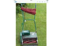 Punch mattic 33 , electric lawn mower