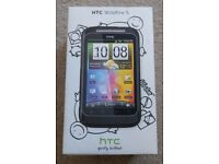 HTC Wildfire S - Locked to Virgin