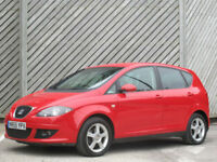 2005/55 SEAT ALTEA 2.0TDI DSG AUTOMATIC SPORT - ONLY 60000 MILES !!
