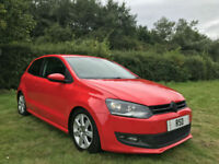 2012 12 Volkswagen Polo 1.4 85ps Match - IDEAL FIRST CAR