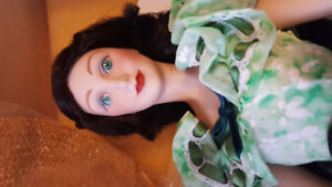 Gone With the Wind Porcelain Doll