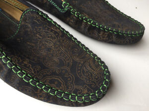 Robert Graham Loafers- size 11 BRAND NEW NEVER WORN was $250 new