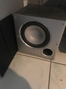 Home entertainment subwoofer